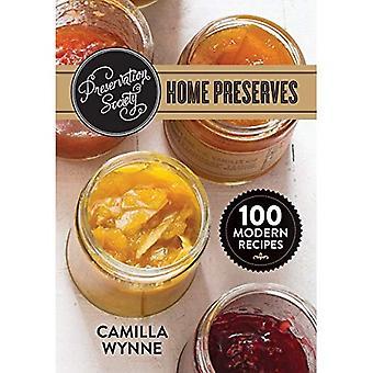 Accueil de la société de préservation préserve: 100 recettes modernes