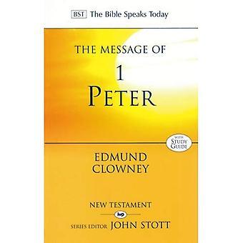 1 Peter budskap: långt av korset (Bibeln talar idag)