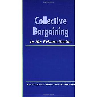 Kollektive Barganing i privat sektor