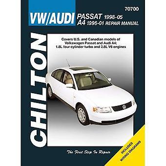 VW Passat &; Audi A4: VW Passat, 1998-2005 et Audi A4, 1996 à 2001