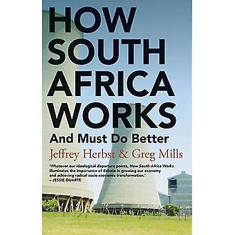 Comment Sud Afrique travaux: Et doit faire mieux