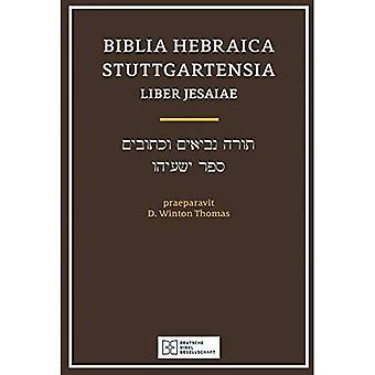 Biblia Hebraica Stuttgartensia Liber Jesaiae