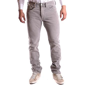 Ralph Lauren Grey Cotton Jeans