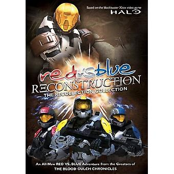 Red vs. Blue: Recollection Collection [DVD] USA import