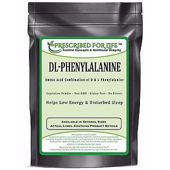 Phenylalanine (DL) - Crystalline Amino Acid Combination of D- & L-Phenylalanine