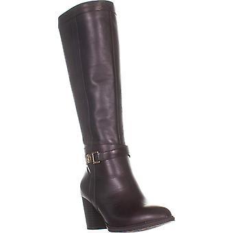 Giani Bernini Womens Rozario Leather Closed Toe Over Knee Fashion Boots