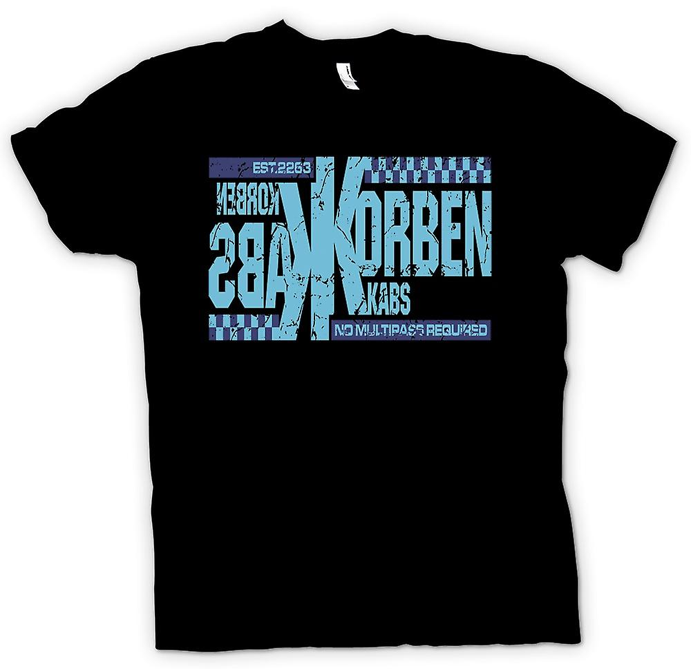 Heren T-shirt-Korb Kabs - 5e Element geïnspireerd