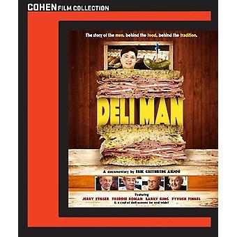 Deli Man [BLU-RAY] USA import