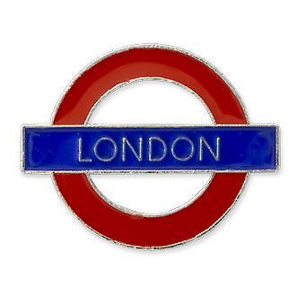 Tfl™7003 licensed london roundel™ pin badge