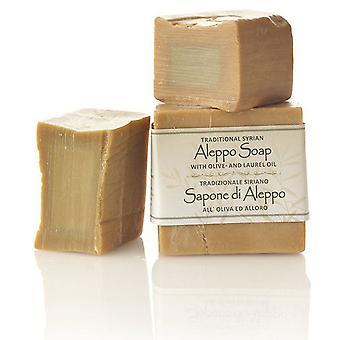 Aleppo olivenolie sæbe med Laurel olie naturprodukt-veganer oprindelige fra Syrien ca. 215 g