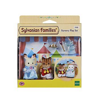 Les familles sylvanian pépinière Play Set
