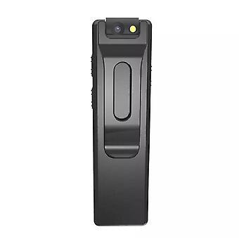 Hd 1080p camera security mini video camcorder 90° free-rotating lens recording pen