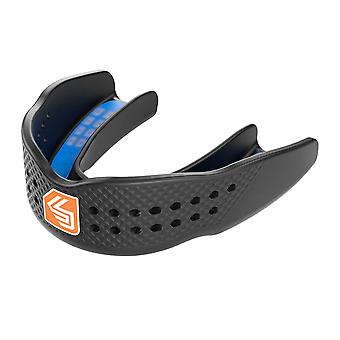Shock Doctor Youth Superfit Mouth Guard Black