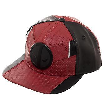 Deadpool Suit Up Red Men's Hat