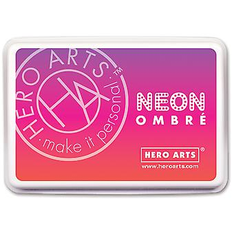 Hero Arts Ombre Ink Pad-Red To Purple OMBRE-AF330