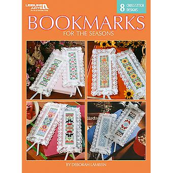 Leisure Arts Bookmarks For The Seasons La 4844