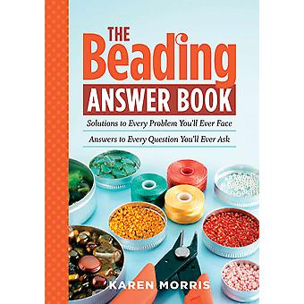 Storey Publishing The Beading Answer Book Sto 20341