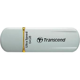 USB stick 64 GB Transcend JetFlash® 620 White TS64GJF620 USB 2.0