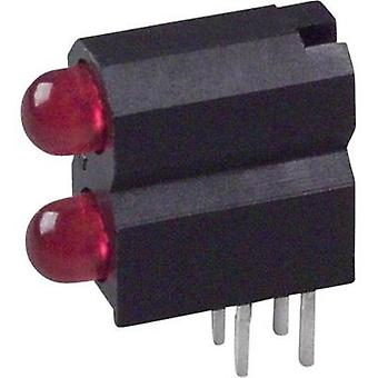 LED component Red (L x W x H) 13.33 x 11.3 x 5.08 mm Dialight