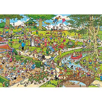 Puzzel 1000 St. Jvh The Park