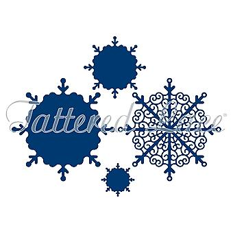 Essentials by Tattered Lace Decorative Detail Snowflakes Die