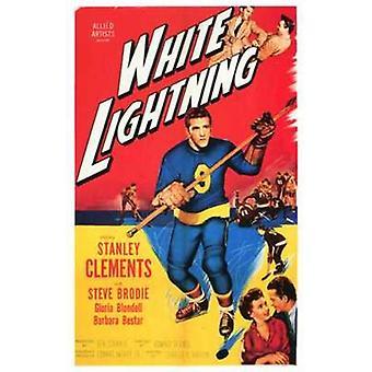 White Lightning Movie Poster (11 x 17)