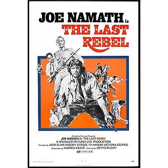The Last Rebel Movie Poster Print (27 x 40)