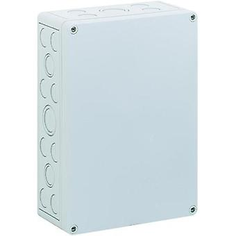 Build-in casing 254 x 180 x 90 Polystyrene (EPS) Light grey (RAL 7035) Spelsberg PS 2518-9-m 1 pc(s)