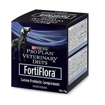 Pro Plan Veterinary Diets Fortiflora Canine Probiotic (Dogs , Supplements)