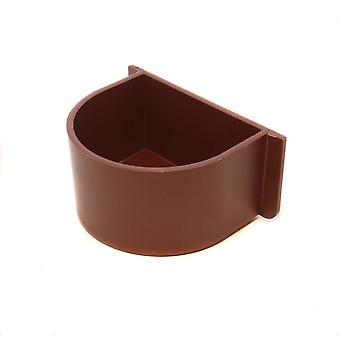 Quiko Parrot Slot-in D Cup Brown (Pack van 12)