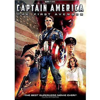 Captain America: First Avenger [DVD] USA import