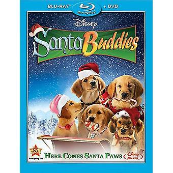 Santa Buddies [BLU-RAY] USA import