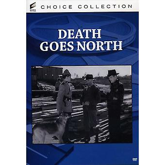 Death Goes North [DVD] USA import