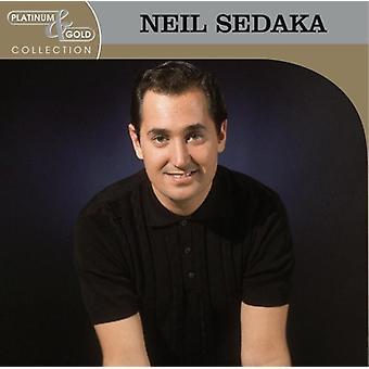 Neil Sedaka - Platinum & Gold Collection [CD] USA import