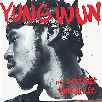 Yung Wun - mest beskidte Thirstiest [CD] USA import