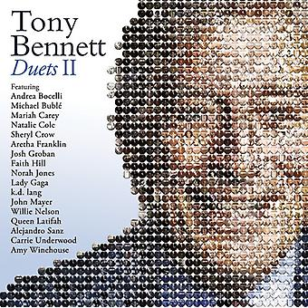 Tony Bennett - importation USA Duets II [CD]