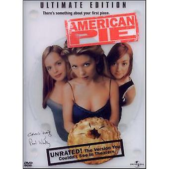 American Pie (2PC) (Unrated)/(WS) [DVD] USA import