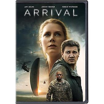Arrival [DVD] USA import