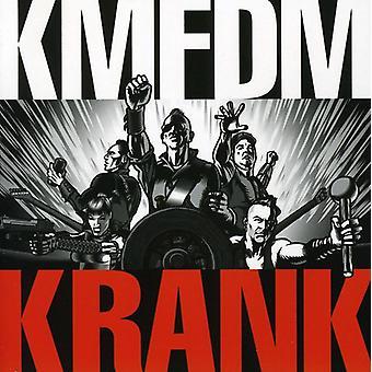 KMFDM - Krank [enkelt] [CD] USA importerer