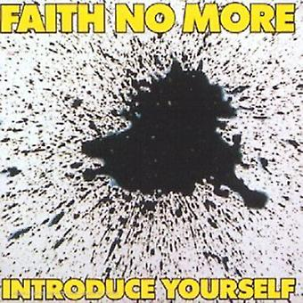 Faith No More - Introduce Yourself [CD] USA import