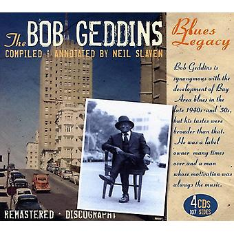 Bob Geddins Blues Legacy - Bob Geddins Blues Legacy [CD] USA import