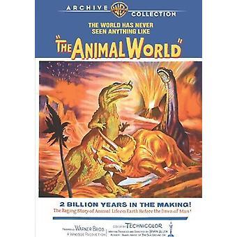 Dyrenes verden [DVD] USA importerer