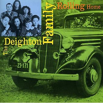 Deighton Family - Rolling Home [CD] USA import
