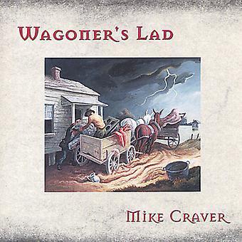 Mike Craver - Fuhrleuten Lad [CD] USA import