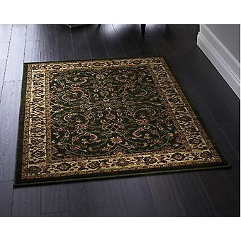 Gracie Emerald  Rectangle Rugs Traditional Rugs