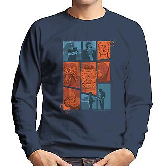 World We Deserve True Detective Men's Sweatshirt