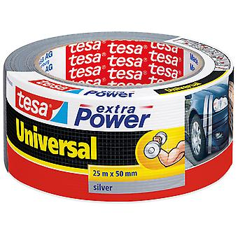 Tesa Extra Power Universal Duct Tape 25M:50Mm Grey (DIY , Hardware , Glues and adhesives)