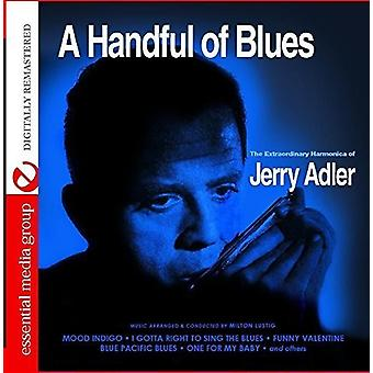 Jerry Adler - Handful of Blues [CD] USA import