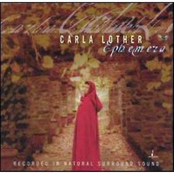 Carla Lother - Ephemera [CD] USA import