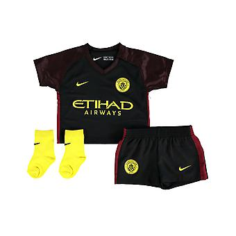 2016-2017 Man City Away Nike Baby Kit